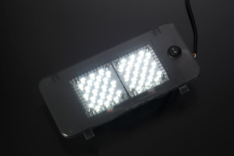 LEDトランクランプ[交換式]専用ハーネス付属 -Y15 ジューク NISSAN車